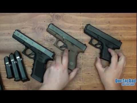 Glock Comparison G17