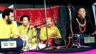 Khan Brothers qawwali group at Crawley Intl. Mela, W.Sussex. UK 31.07.10