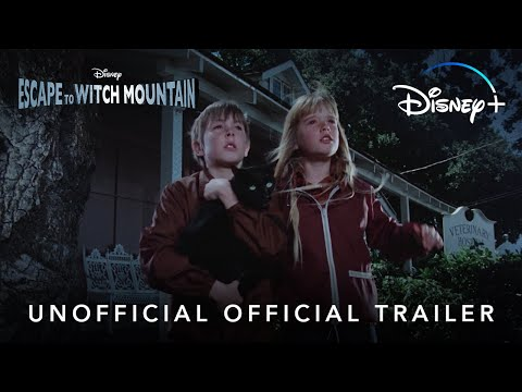 Escape to Witch Mountain   Unofficial Official Trailer   Disney+