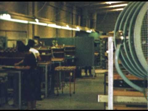 Fender Factory Tour 1959 (or earlier)