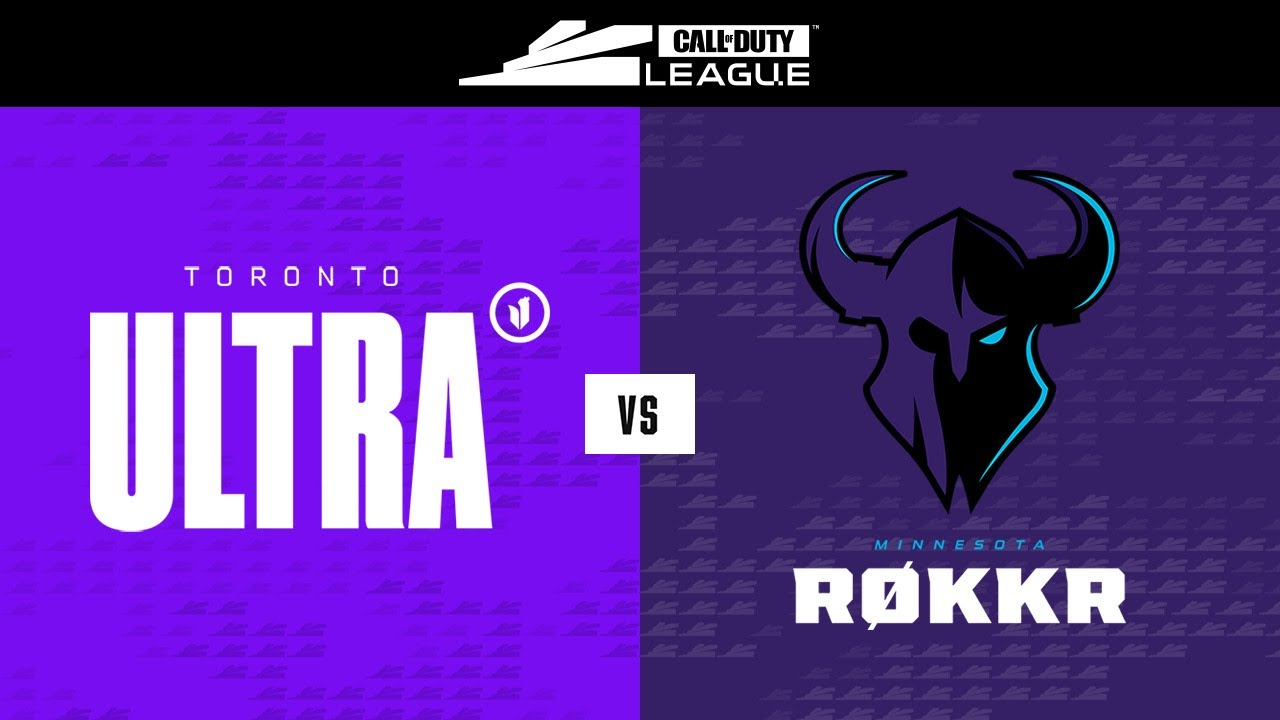 Elimination Round 2 | @Toronto Ultra vs @Minnesota RØKKR | Stage I Major | Day 2