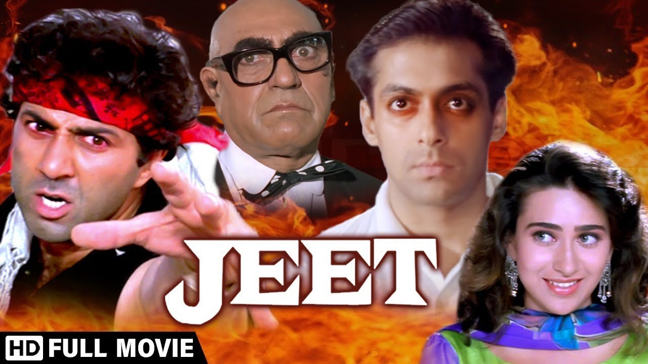 Download Sunny Deol, Salman Khan Blockbuster Action Movies, Latest Bollywood Action Movie | Action Movie जीत