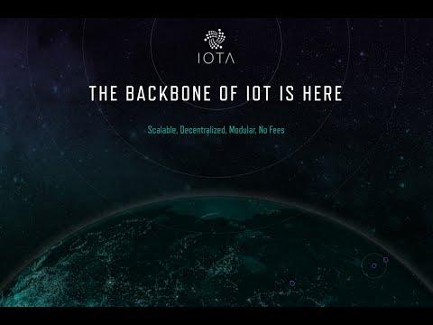 Tokyo FinTech Meetup #3 - IOTA with Dominik Schiener