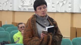 20.04.17.г. Заседание бюджетной комиссии .