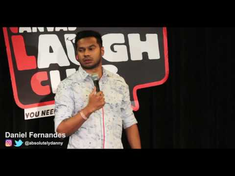 Why I hate Fawad Khan - Daniel Fernandes Stand-Up Comedy