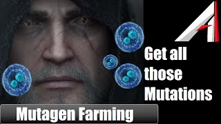 Mutagens Farming - Witcher 3 tutorial video!