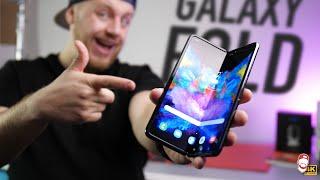???? Samsung Galaxy Fold: Unboxing a druhé dojmy | WRTECH [4K]