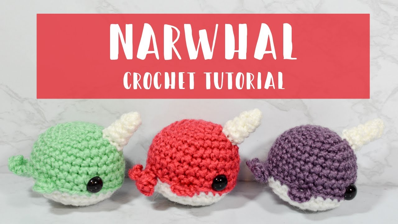 Crochet With Me | Amigurumi Whale UPDATED 2020 | Easy Beginners ... | 720x1280