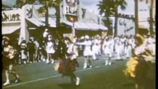 Palm Springs Desert Circus Parade - 1950 - Part 1 of 2