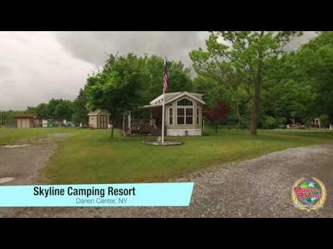 Skyline Camp, Darien Center NY