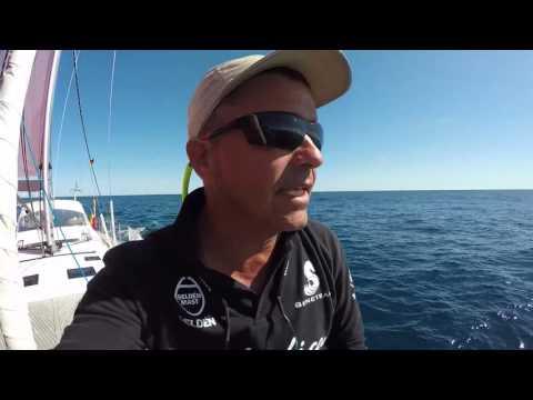 (CAP.3) EXPEDICION A ISLA DE PASCUA / EASTER ISLAND - BENETEAU OCEANIS 58 - SAILING ANTARTICA
