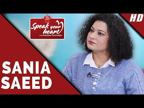 This Interview Will Change The Way You Think   Sania Saeed   From Manto To Sammi   Pakistani Dramas