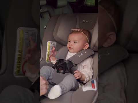 Детское автомобильное кресло REBL BASQ. Видео №1
