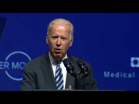 Vice President Joe Biden's Keynote at Cleveland Clinic 2016 Medical Innovation Summit