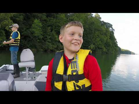 Fishing August 2017 Bald Eagle State Park Episode 4
