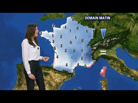 Météo: couvrez-vous, la première tempête hivernale arrive