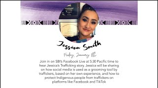 Meet the Survivors - Live Storytelling + Q&A with Jessica Smith