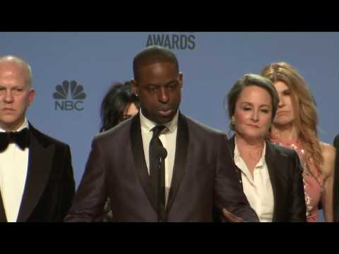 Thumbnail: The People Vs OJ Simpson - Golden Globes 2017 - Full Backstage Interview