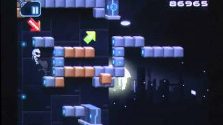 Gravity Guy iPhone Gameplay Review - AppSpy.com
