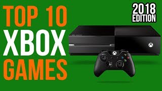 10 Best Xbox One games you can play right now (as of 2018)