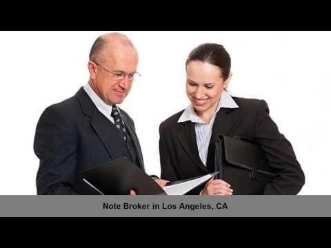 Christian M. Sanders Note Brokering, LLC Note Broker Los Angeles CA