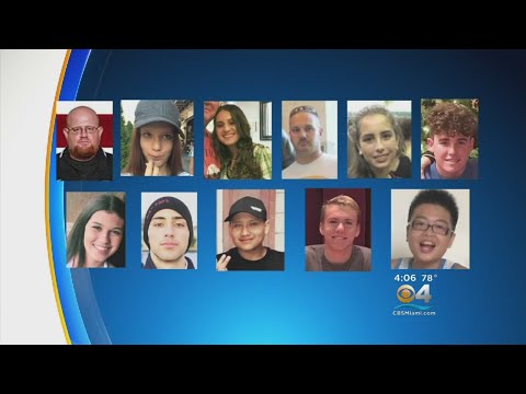 The Victims Of The Florida School Shooting