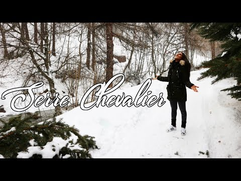 Winter snow: 2018   Serre Chevalier   French Alps   France   Europe