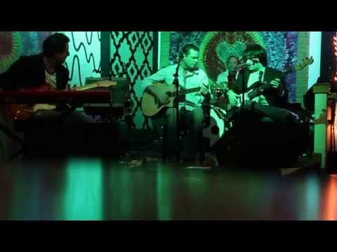 "Capital Sons - ""Fugitive"" - Driftwood Char Bar, Minneapolis - 2014 Nov"