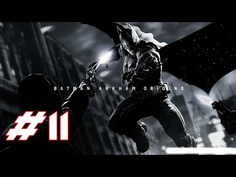 Batman Arkham Origins  - Examine o Corpo no Necrotério do DPGC | Parte 11