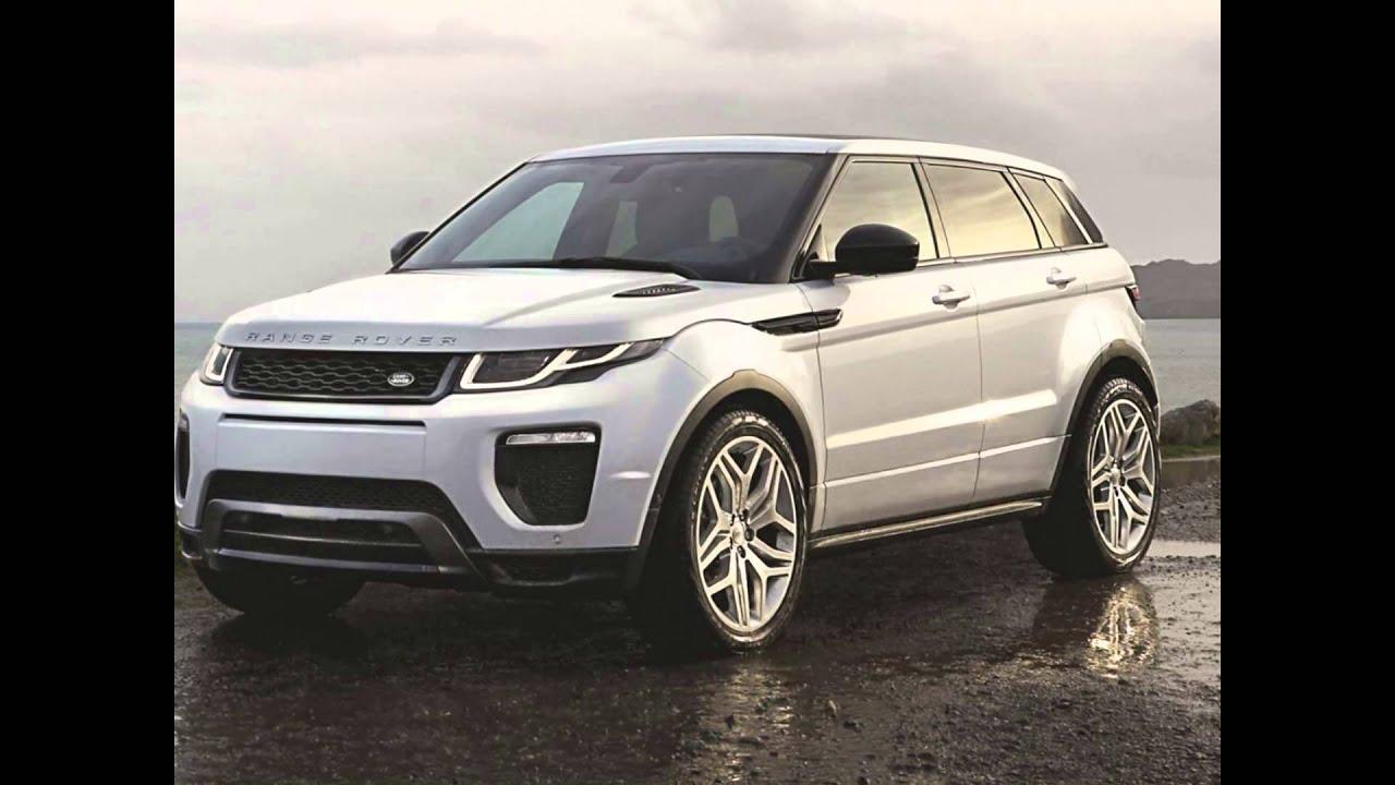 Range Rover Evoque Indus Silver