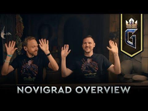 Gwent - получит обновление Novigrad в конце июня
