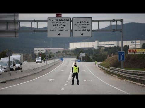 Espagne: l'appel à l'unité face au virus après la décision de décréter l'état d'alerte