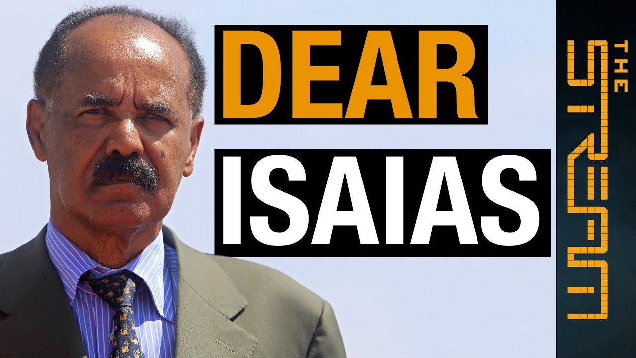 AlJazeera English:Dear Isaias: Is it time for change in Eritrea? | The Stream