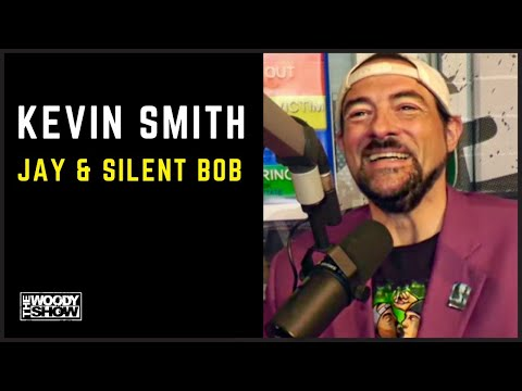 The Woody Show - Kevin Smith on Filming Jay And Silent Bob reboot