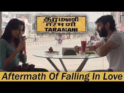Taramani - Aftermath Of Falling In Love | Andrea Jeremiah, Vasanth Ravi | Yuvan Shankar Raja | Ram