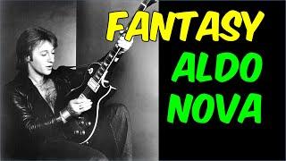 Fantasy - Aldo Nova (Guitar Lesson with TAB)