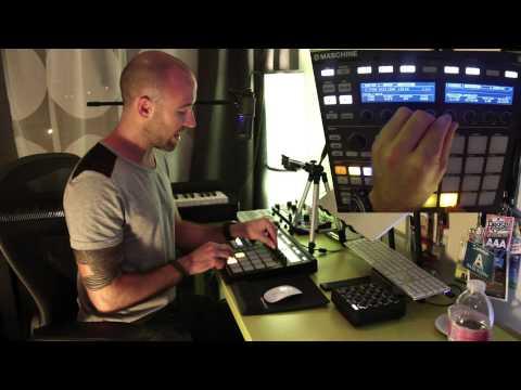 Maschine Sample Techniques: Bass Kleph