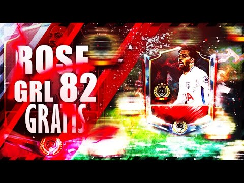 EL GLITCH PARA CONSEGUIR UN DANNY ROSE 82 TOP 250!! | FIFA MOBILE 18