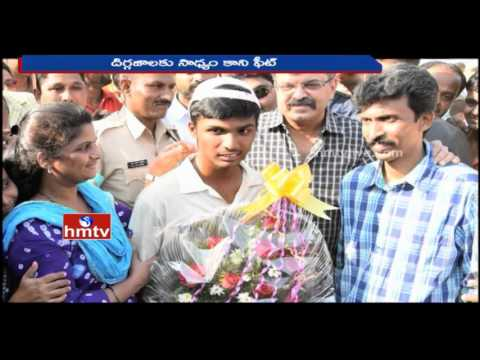 Pranav Dhanawade gets Scholarship for 5 Years from Mumbai Cricket Association | HMTV