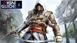 Assassin's Creed 4 Walkthrough - Sequence 01 Memory 01: Edward Kenway (100% Sync)