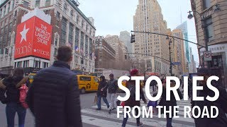 Pardes Stories from the Road: NYC with Faith Brigham Leener