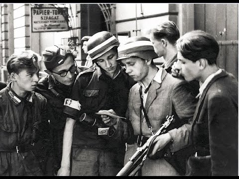'The Children of Warsaw' - Warsaw Uprising, 1st August 1944