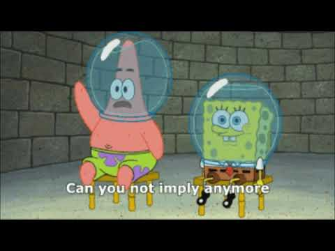 Spongebob Sings Something Just Like This By Chainsmokers&Coldplay!!!!!!!