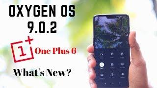 One Plus 6 - Oxygen OS 9.0.2 OTA What