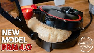 Roti Maker Machine PRM 4.0 *NEW MODEL*  - Gol roti banane ka tarika - Roti banane ki machine