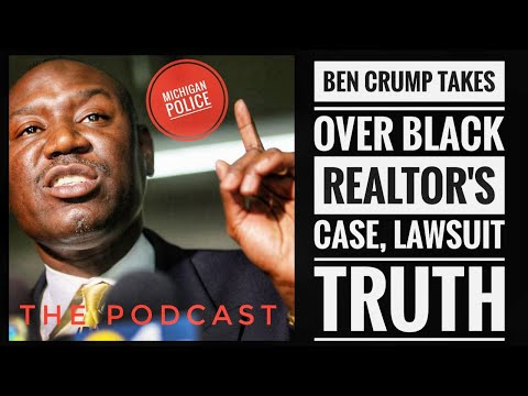 Ben Crump Representing Black Realtor And Clients Handcuffed At Home Showing