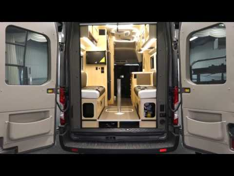 Winnebago Fuse Review A New Ford Transit Based Small