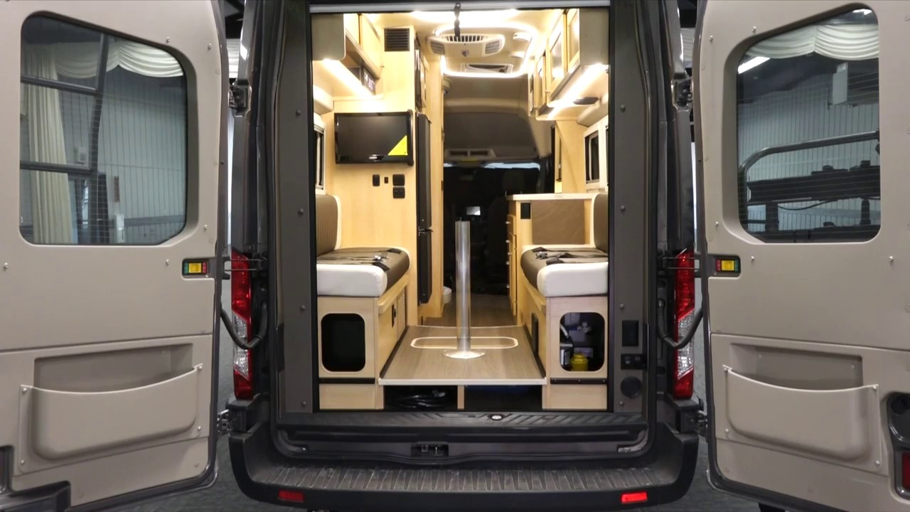 Ford Transit Rv >> 2017 Winnebago Paseo - Lichtsinn.com - YouTube