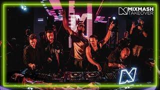 Laidback Luke B2B Afrojack B2B Don Diablo B2B Fedde Le Grand | Live @ Mixmash Takeover: Miami 2019