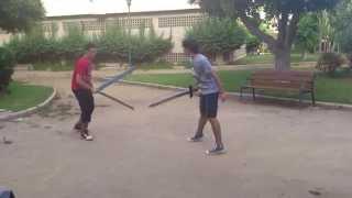 Alex VS Carlos [Forvist]